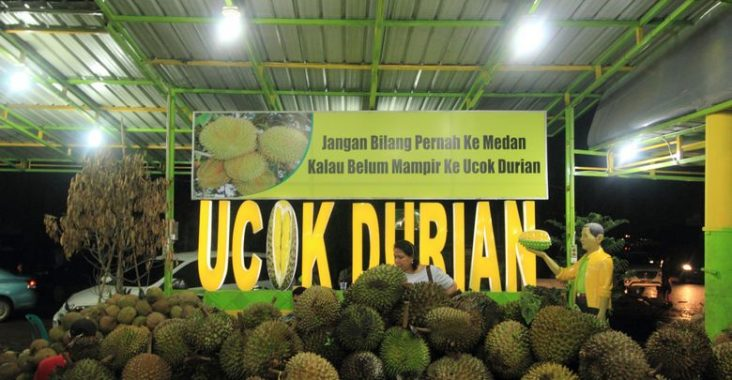 Ucok Durian Kuliner Medan Yang Enak Dan Terkenal
